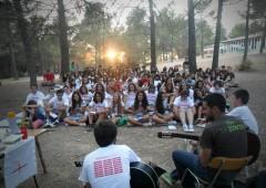 Campamento 2012. ¡Mil gracias a todos/as!