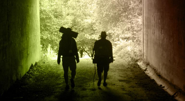 Camino de Santiago Juveniles Asuncion